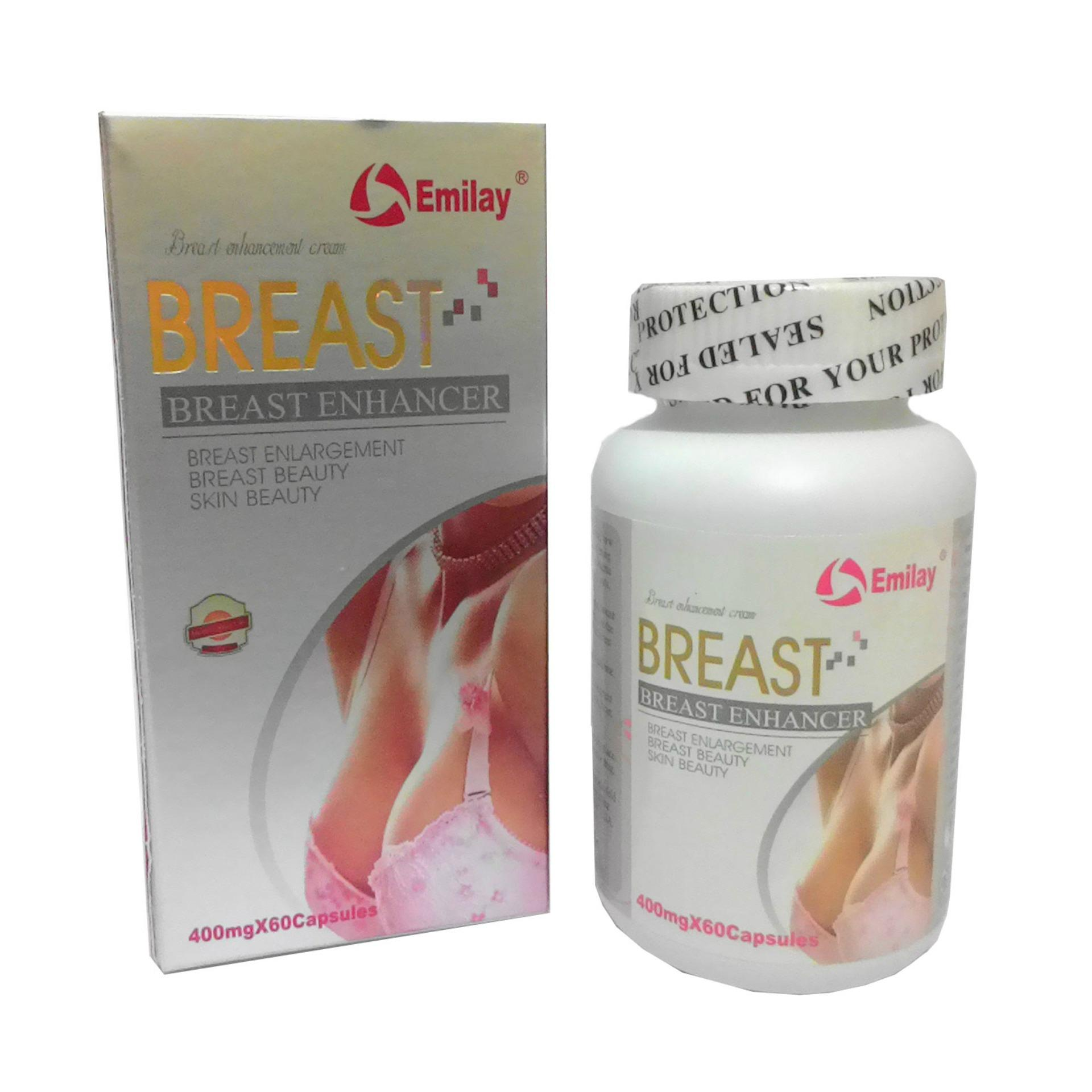 Emilay Breast Enhancer Usa Original Perawatab Payudara  Kapsul