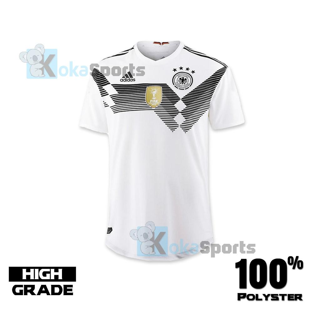 Kokasport Jersey Timnas Jerman Piala Dunia 2018 Germany Home World Cup 2018
