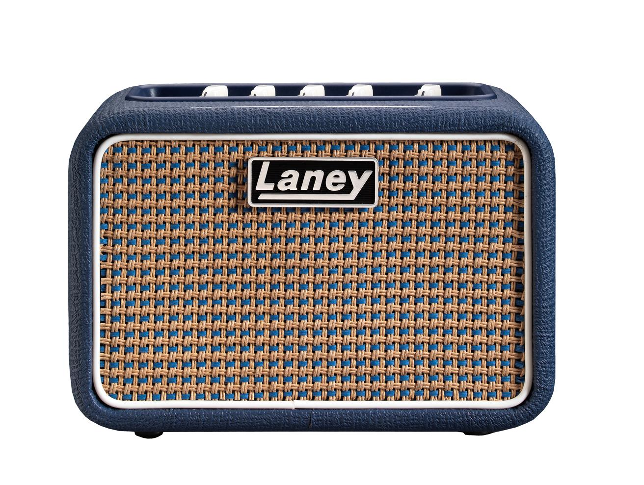 Laney Ampli Amplifier Speaker Gitar Mini ST Lion