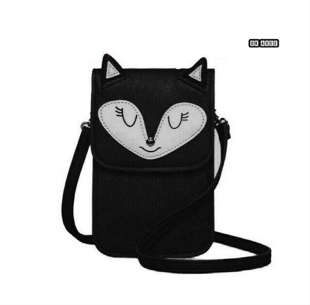 WELLDONE SLINGBAG POCKET FOXY