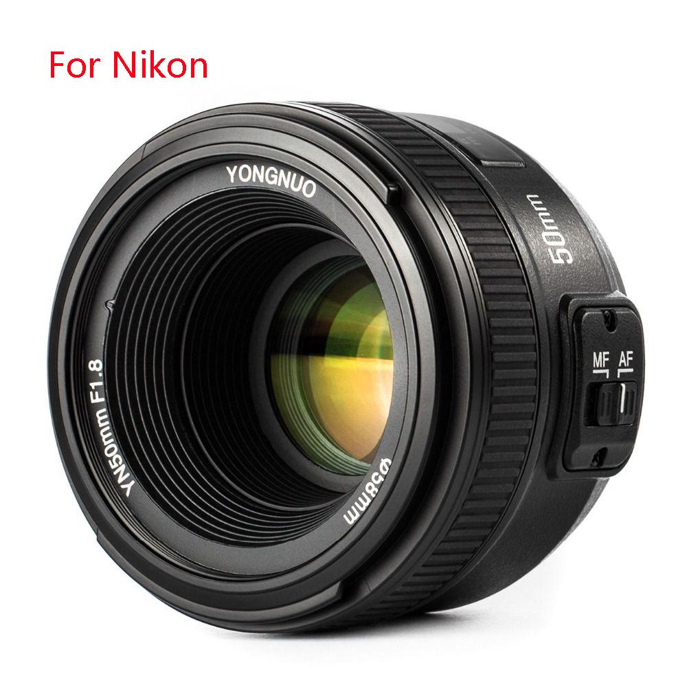 Referensi Harga Second Lensa Nikon 50mm November 2018 Paling Joss Af F 18d 50 Mm 18 D Free Uv Filter Lens Hood Yongnuo Yn50mm F18 Large Aperture Auto Focus For Dslr F1