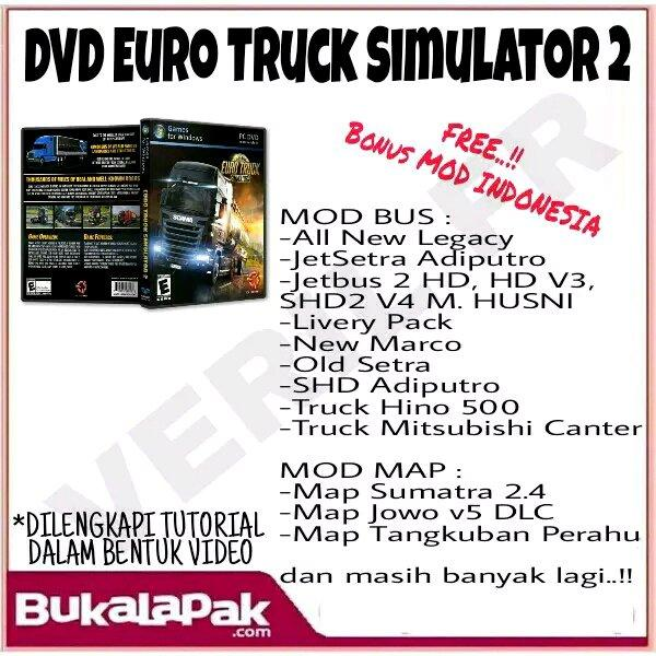 ETS2 MOD INDONESIA