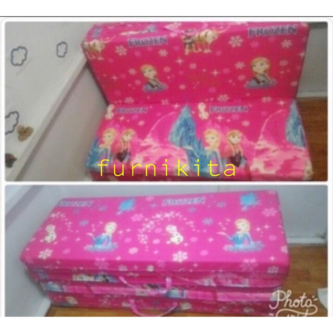 sofa bed kasur busa lipat inoac jakarta living es sofas jual produk online terbaru di lazada co id uk 120x200x10 cm