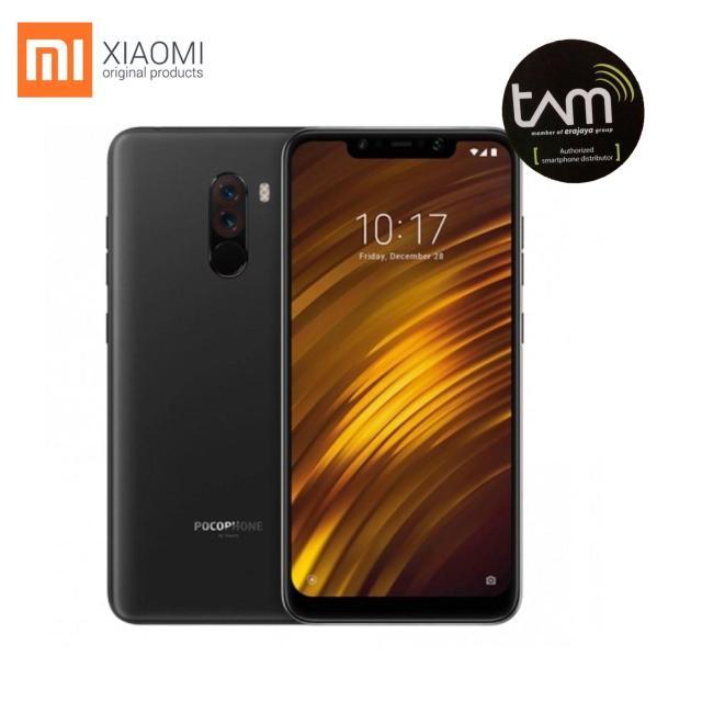 Xiaomi Pocophone F1 - 6/128GB - Qualcomm Snapdragon 845 - Dual Camera