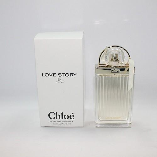 Parfum Original Chloe Love Story For Women EDP 75Ml (Tester)