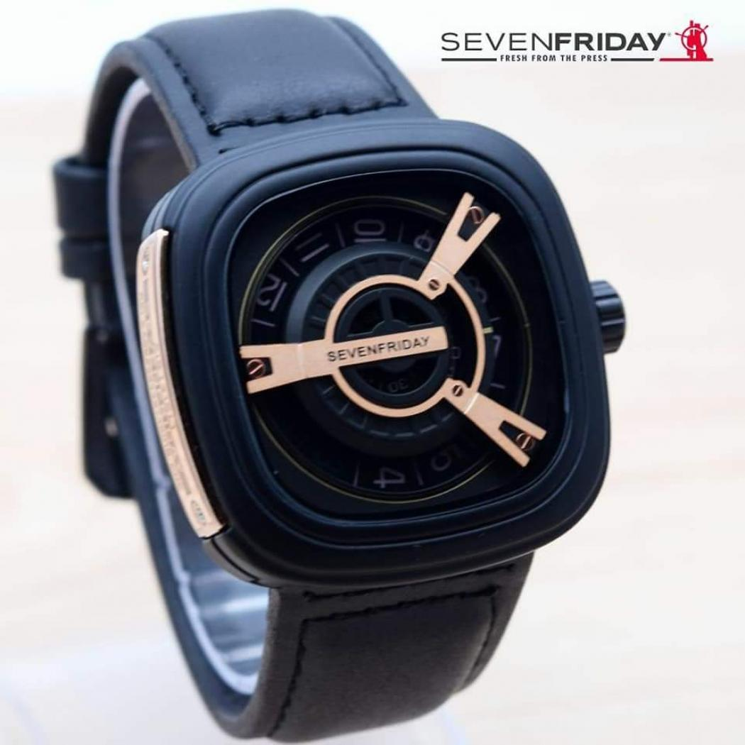 JAM TANGAN PRIA SEVENFRIDAY SEVEN FRIDAY ANTI AIR SPORT TERBARU