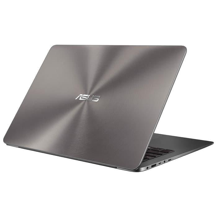 ASUS ZenBook UX430UN-Intel Core i7 8550U8550U-16GB-512GB-VGA nVidia MX150-2GB Grey