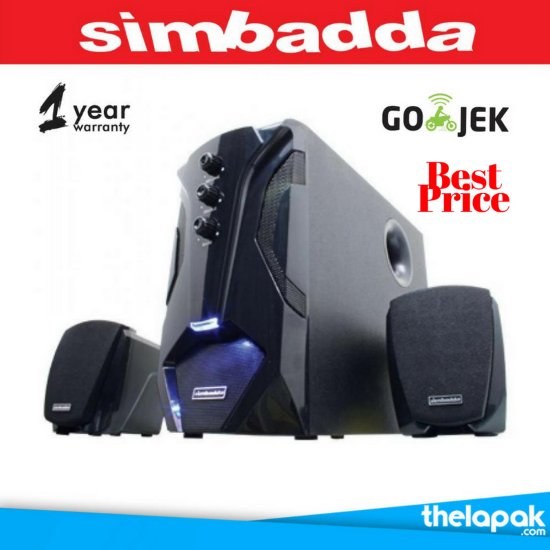 Speaker Bluetooth Aktif Simbadda CST 6100N Original