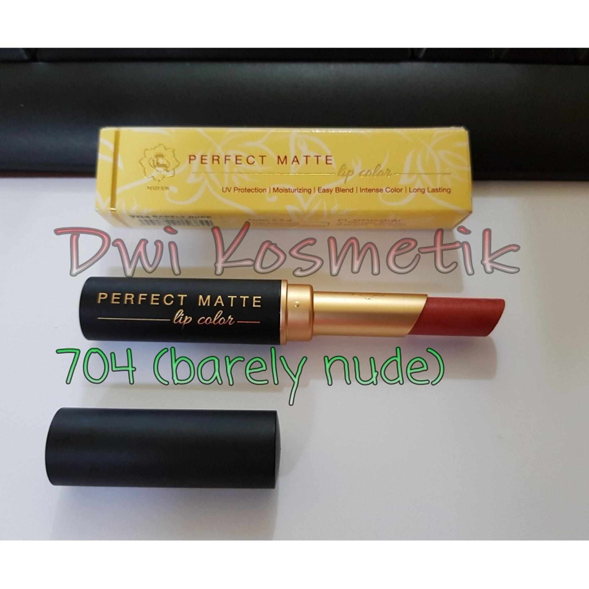 Viva Perfect Matte Lip Color Barely Nude