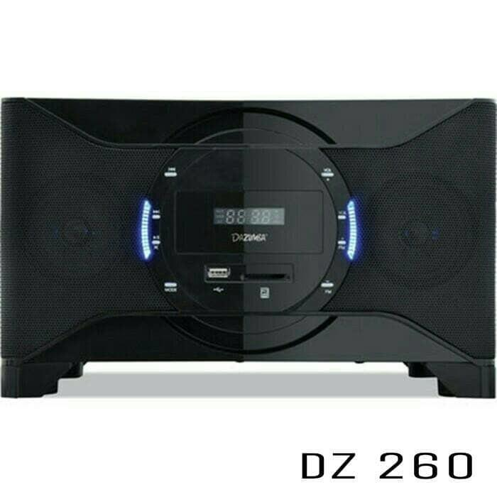 Speaker Dazumba ONEpe DZ 260 Radio and USB