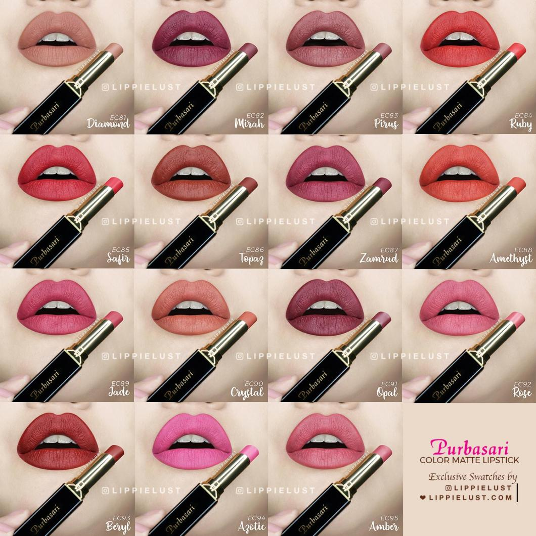 Warna Lipstik Implora No 1 | Julakutuhy.co