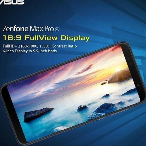 Hp Asus Zenfone Max Pro M1 ZB602KL 6/64gb New