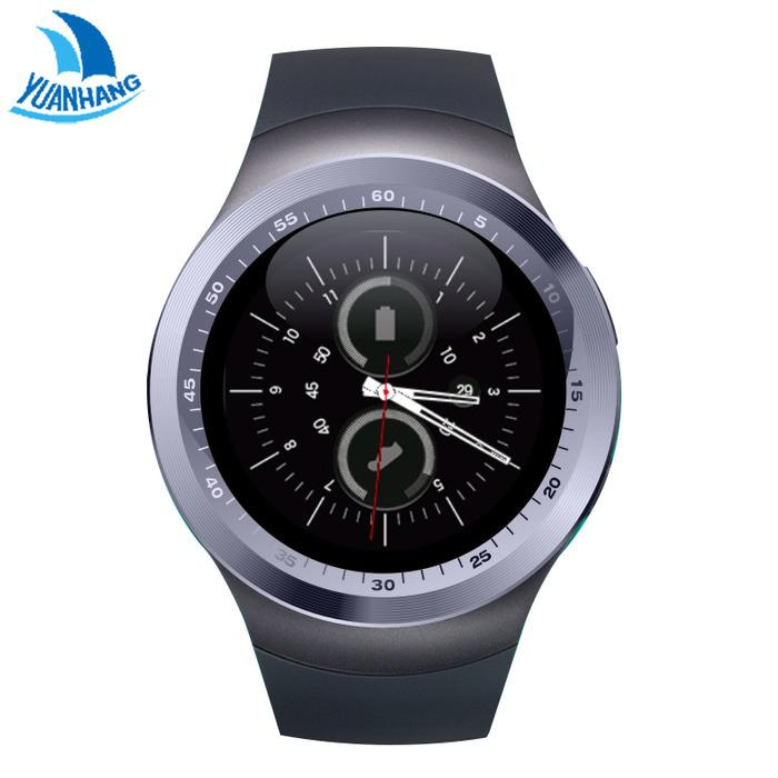 Smart Watch Y1 Jam Tangan Pintar Smartwatch Y1 Good Quality Multifungsi Serbaguna Import Best Seller