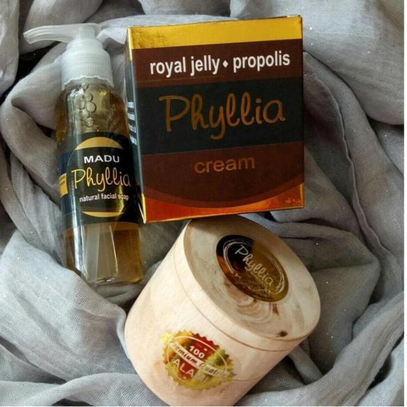 Hasil gambar untuk phyllia cream