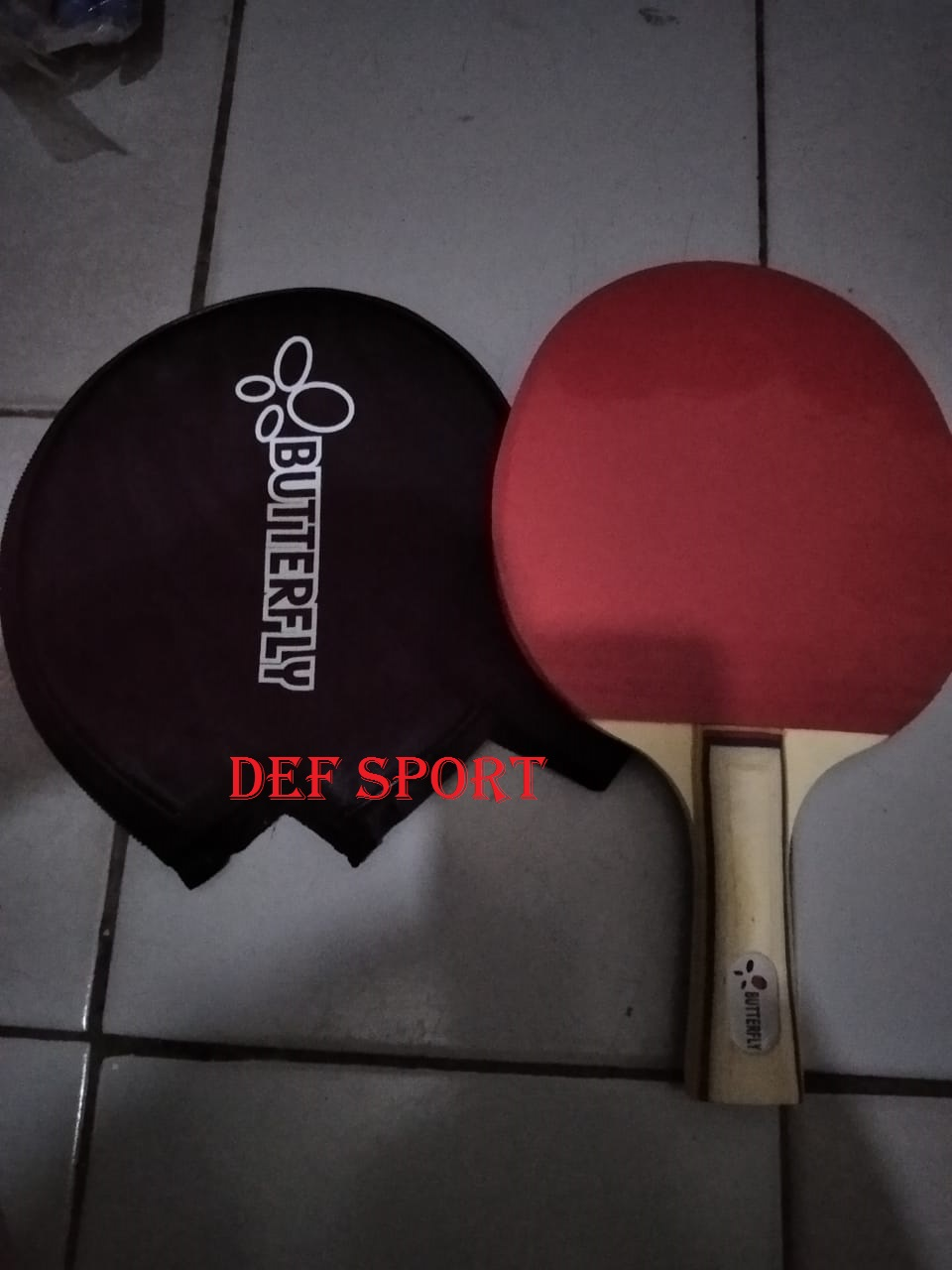 Ukuran Bet Tenis Meja : ukuran, tenis, Produk, Termurah, SPORT, Buterfly, Ping-Pong, Tenis, Tennis, Butterfly, Lazada, Indonesia