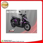 Ds Sticker Decal Beat Street 2020 Simpel Pink Lazada Indonesia