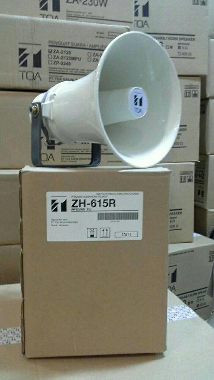 TOA Horn Speaker ZH-615R ZH615R ZH 615 R ZH615 R Corong Original 15W