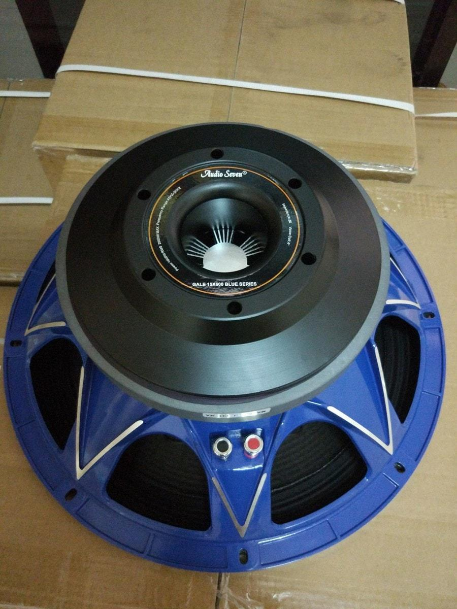 speaker AudioSeven 15 x600 ( bukan ACR ) original High quality