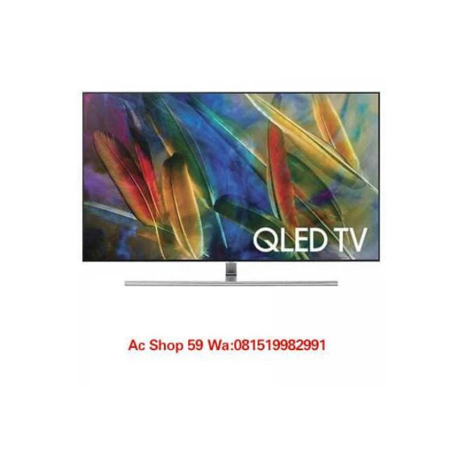TV QLED SAMSUNG 65 Q7F 65 INCH UHD 4K SMART HDR1500 QLED TV FLAT NEW