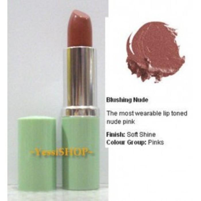 CLINIQUE LONG LAST LIPSTICK BLUSHING NUDE -