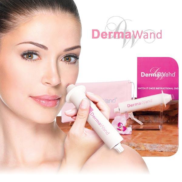 DermaWand Skin Care - ORIGINAL - Facial Treatment /Setrika Wajah /Perawatan & Pembersih Kulit Wajah- As Seen On TV, Take Years Off The Appearance Of Your Skin