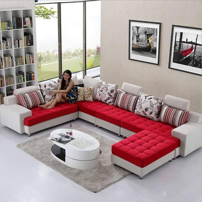 Sofa Tamu Minimalis Model C New Alexa