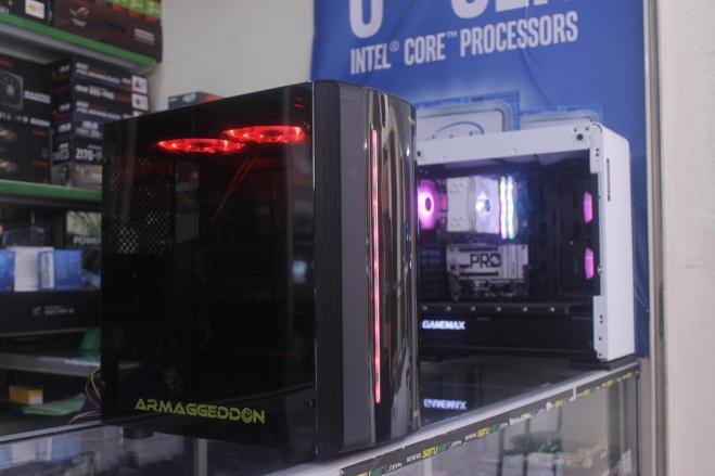 Core i3 540 - ram 4gb ddr3 - Vga Nvidia 2gb ddr5 - Gaming - Design