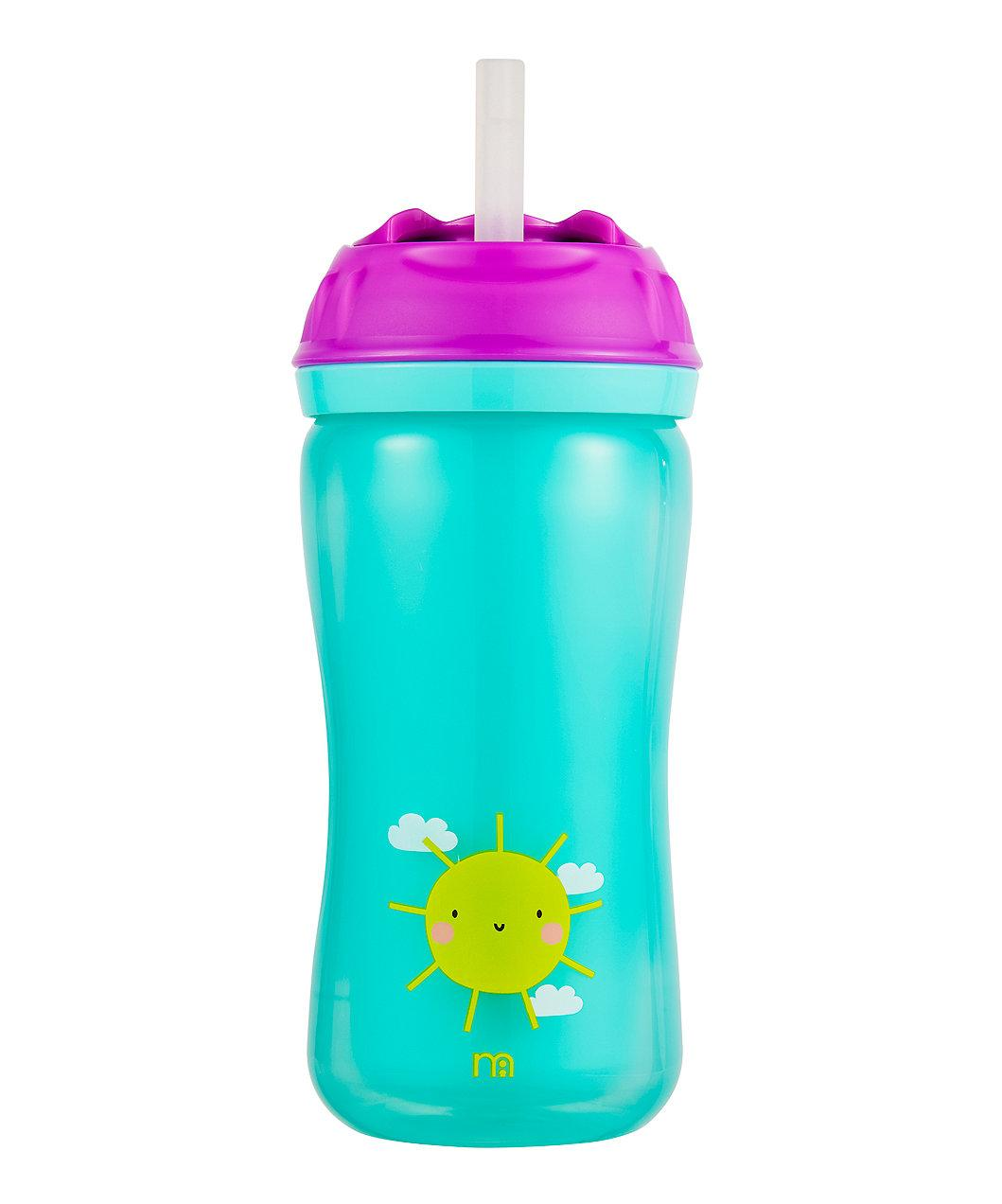 Mothercare Insulated Flexi Straw Cup - Pink