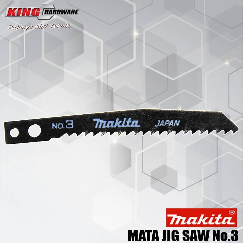 Mata Jig Saw No.3 Makita (A-85868)
