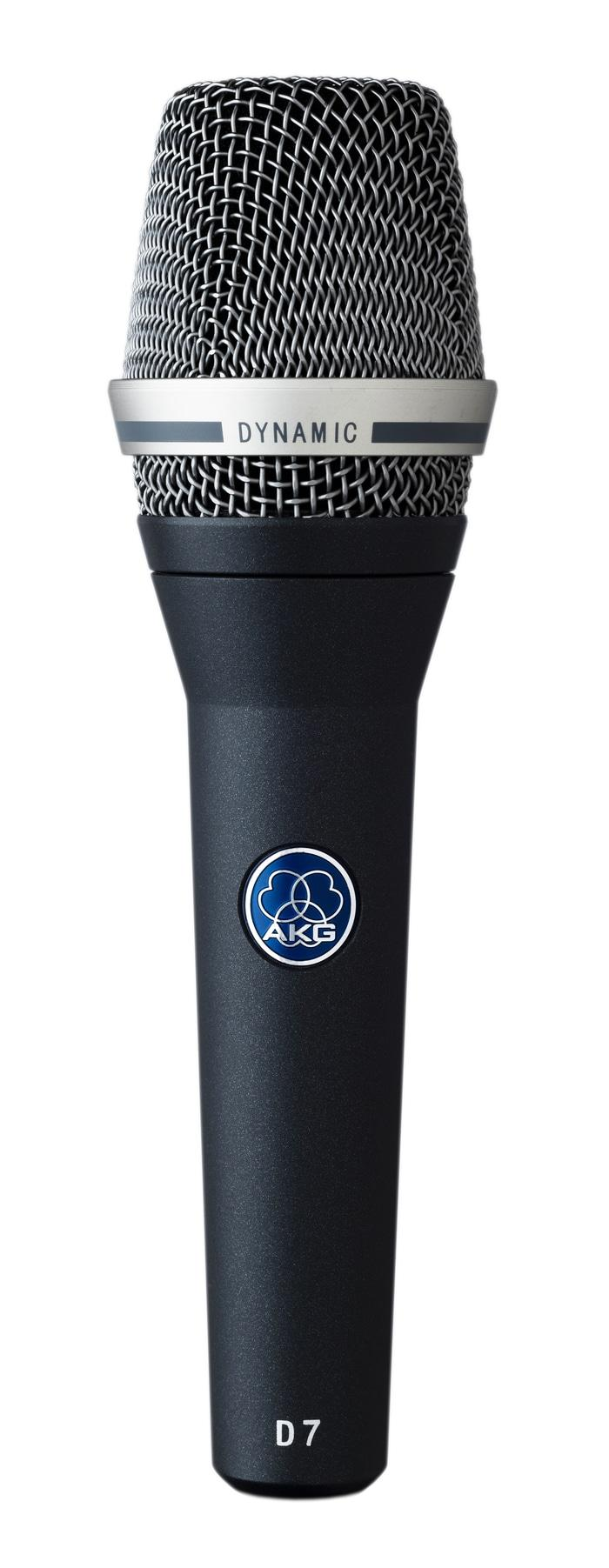 AKG D7 (S) REFERENCE DYNAMIC VOCAL MICROPHONE ORIGINAL