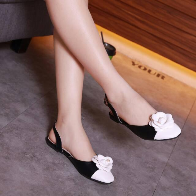 Sepatucanteq  Kode Brg : *Mary Jane CHANEL Shoes Series H2-712-216*