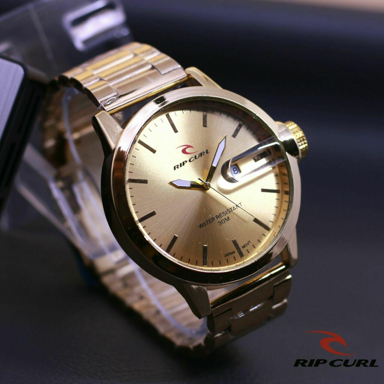 JAM TANGAN FASHION PRIA RIPCURL NEW ARRIVAL