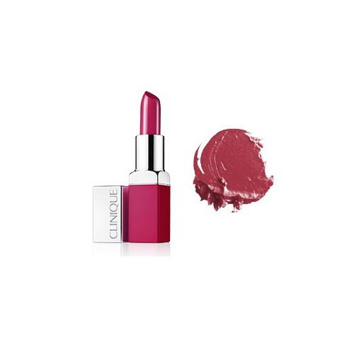 CLINIQUE Pop Lip Colour + Primer Lipstick - 13 Love Pop - Travel Size