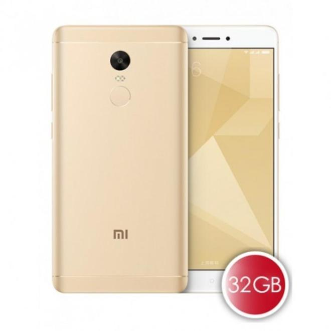 BEST PRICE - XIAOMI REDMI NOTE 4X GOLD RAM 3GB INTERNAL 32GB - GARANSI 1 TAHUN