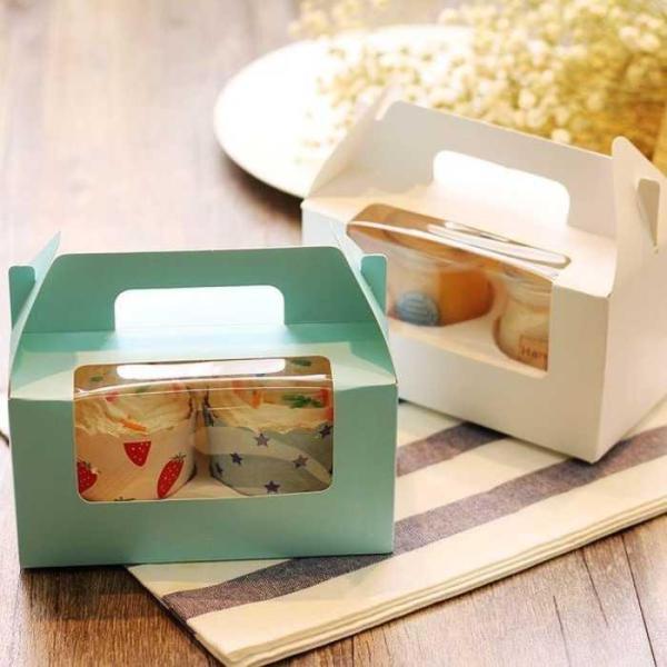 TERLARIS!!! box kue dus cupcake cake kue kering packing karton bolu roti cupcake HARGA TERMURAH