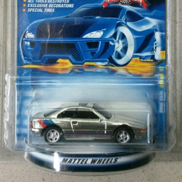 hot wheels langka rare HOT WHEELS BAN KARET FINAL RUN BMW 850i