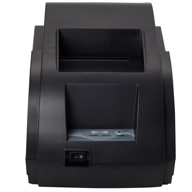 Mini Printer Kasir Thermal Ukuran 58mm x 48mm - Print Kasir Toko