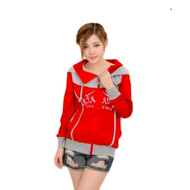 Vrichel Collection - jaket wanita / Hoodie Wanita / Jaket / Blazer / Coat / Jaket Hoodie Wanita  Anne