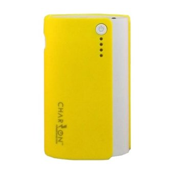 Charzon Power Bank Freedom 8400 mAh - Kuning | Lazada