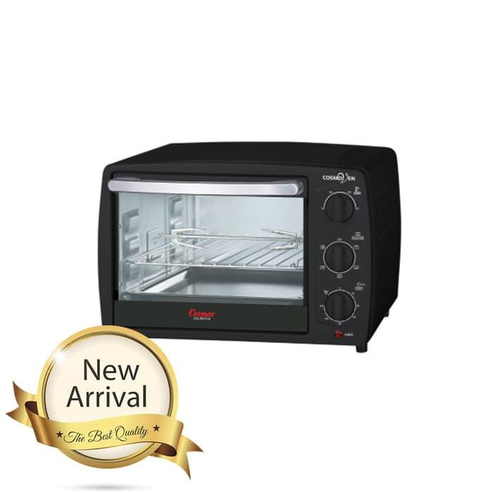 PROMO MURAH - Cosmos - Oven Toaster With Rotisseries 19 Liter 700W