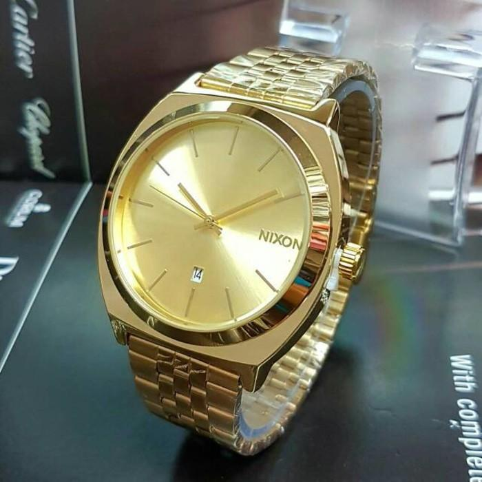 Nixon Nx01 Full Gold - Ncuntb