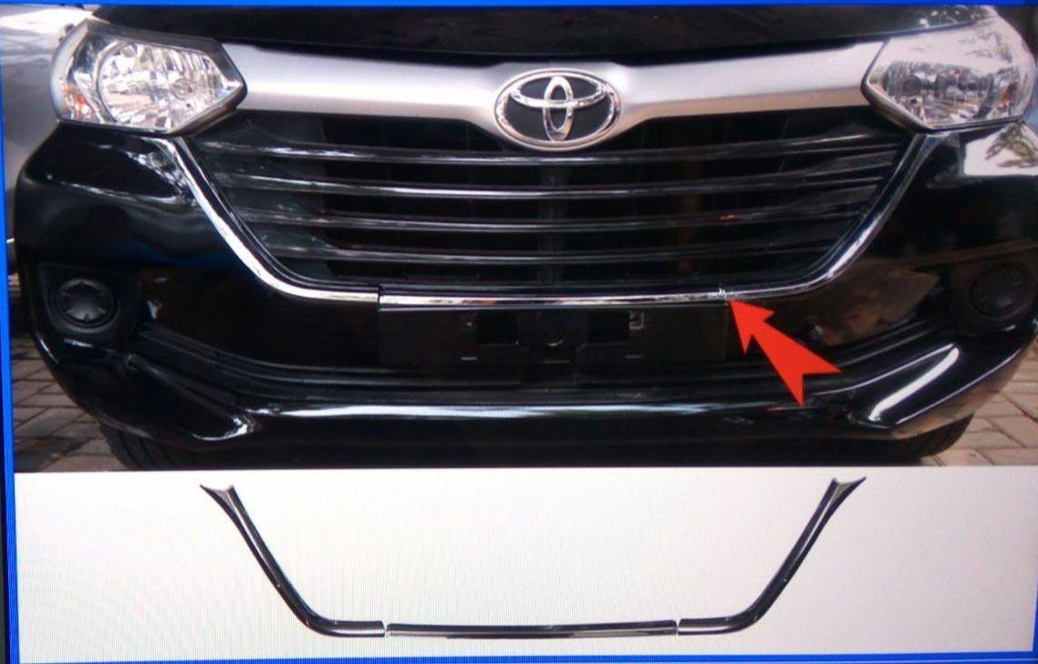 trunk lid grand new avanza all kijang innova type g fitur list trunklid kecil dan xenia harga terbaru grill bumper bawah