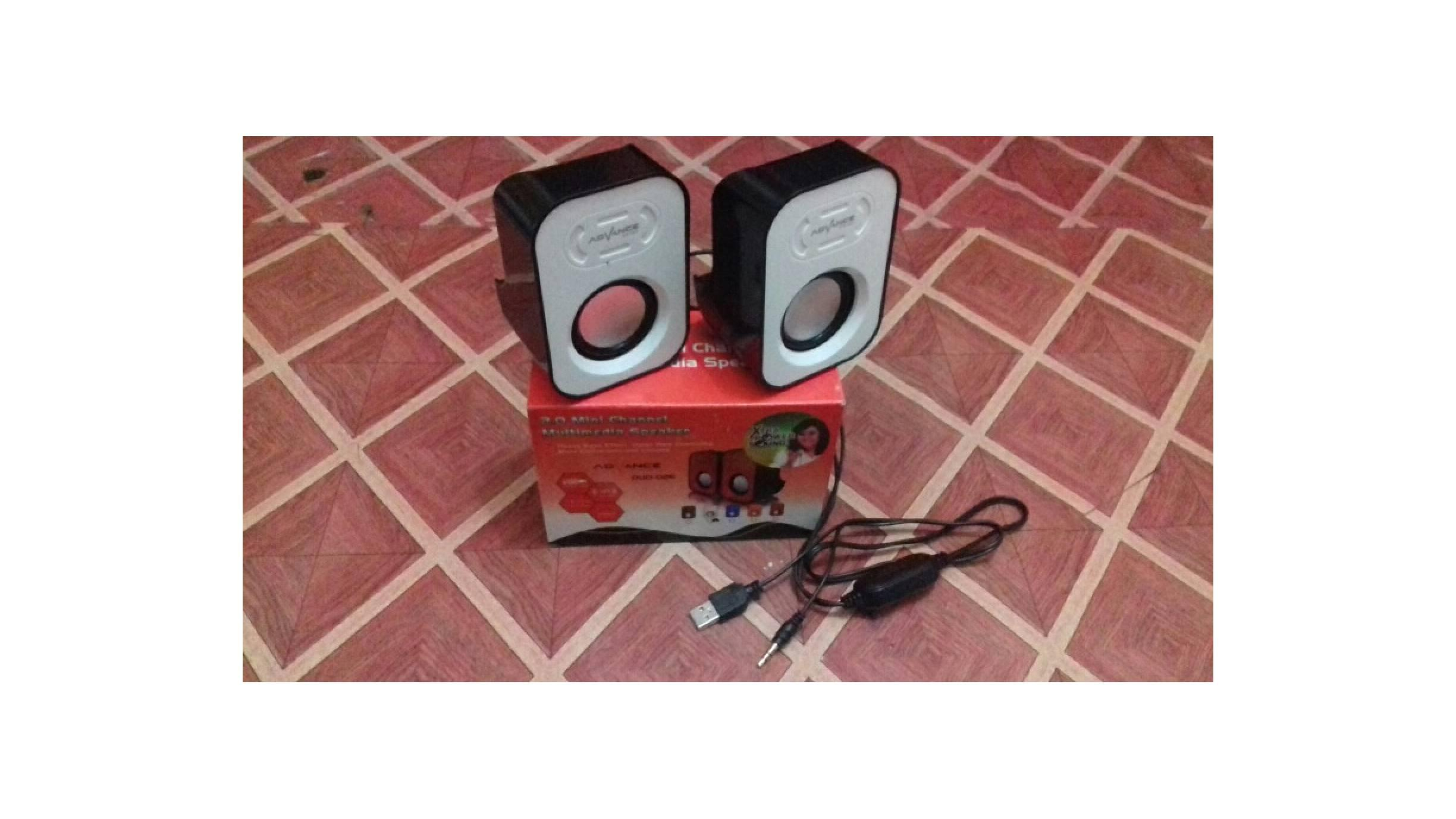 Speaker advance DUO 026 Xtra power powe usb
