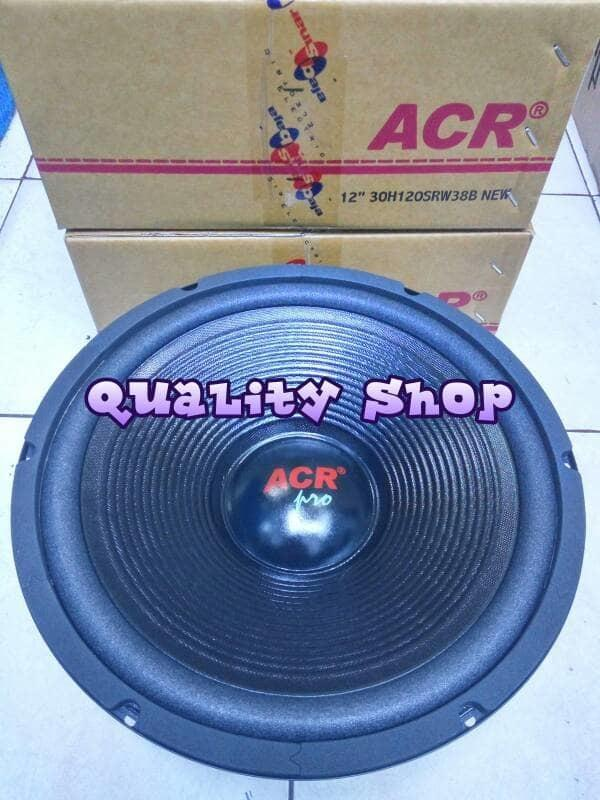 ORIGINAL  SALON SPEKER WOOFER ACR PRO 12 INCH 500 WATT ORIGINAL
