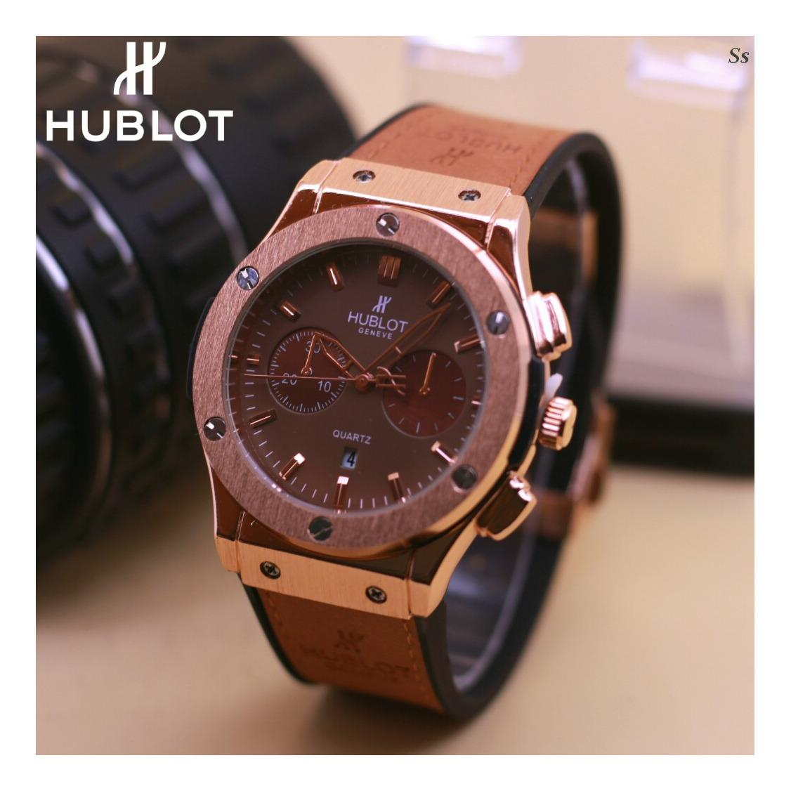 Nautica Casual Jam Tangan Pria Strap Leather Orange Plu2902 Update Nai13537g Silver Forma Dan Fashion Hublot Date On Rubber Body Stainless