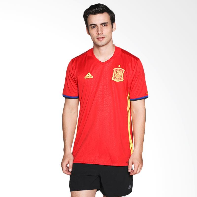adidas Men Football spain home Jersey baju Sepakbola spanyol AL4411 ORIGINAL