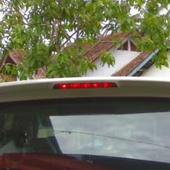 Spoiler Grand New Avanza E 2015 Fitur All Xenia Plus Lampu Th 2012 2017 Dan