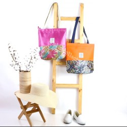( COD ) Tote Bag Totebag TAs FAshion Wanita - Tas Kain Kanvas Tas Jinjing Tas Korea K Pop Khalisacollection1