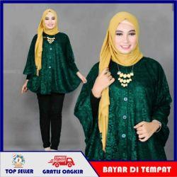 Baju Atasan Wanita Terbaru 2020 / Atasan Jumbo Wanita / Sany Batwing Jumbo