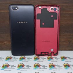 Backdoor Original Kesing Oppo A1K Backcover Casing Belakang Baterai Fullset